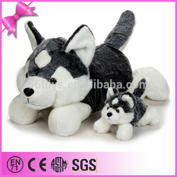 various pose cartoon animal plush soft stuffed border collie #Border Collie, #For Sale