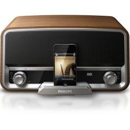 Док-станция для iPhone/iPod Philips ORD7300/10 – купить в официальном интернет-магазине PHILIPS: цены, отзывы, описание