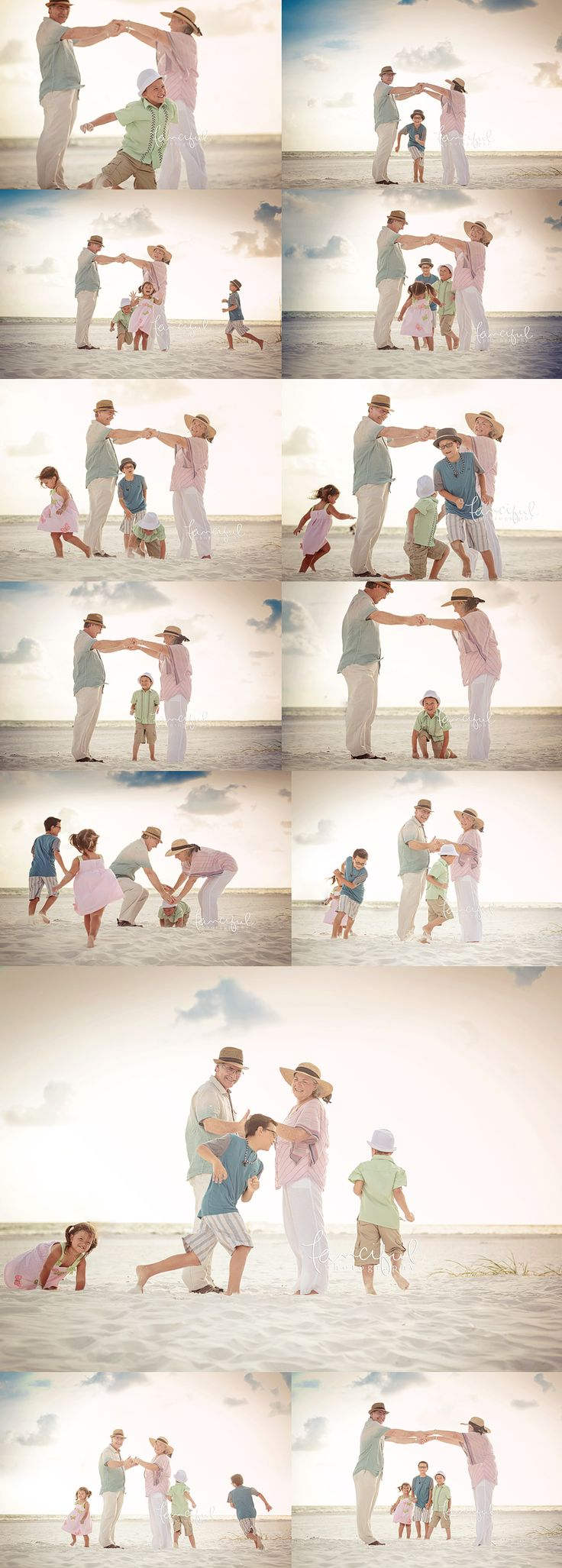Lifestyle beach portraits Lido beach