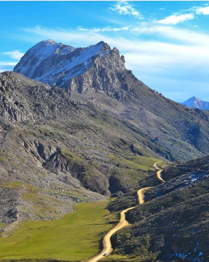 Algeria Tikejda Mountains Bouira City الجزائر تيكجدة جبال ج رج ر ة ولاية البويرة Hachtag North Africa Tourism Natural Landmarks