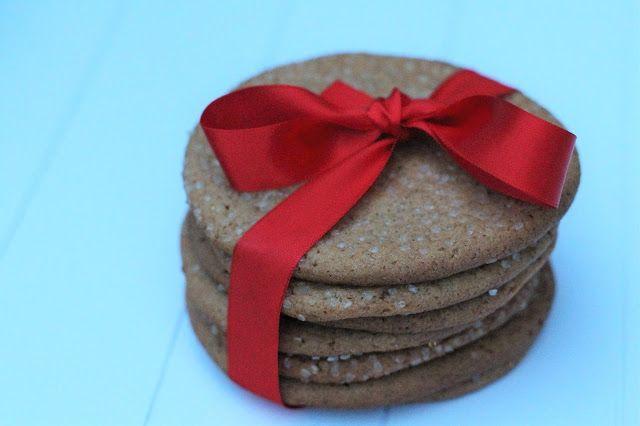 Storesøsters Kjøkken: Utrolig gode ingefær Cookies
