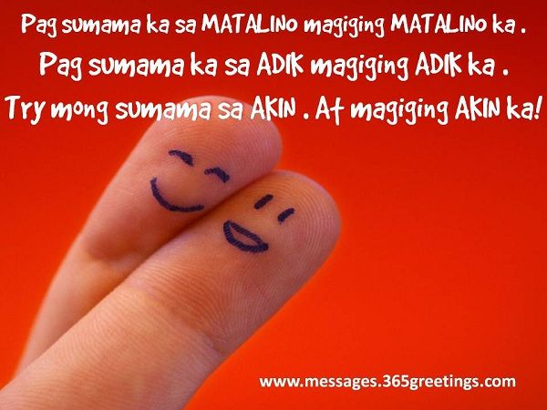 Pick Up Lines Tagalog - Messages, Wordings and Gift Ideas