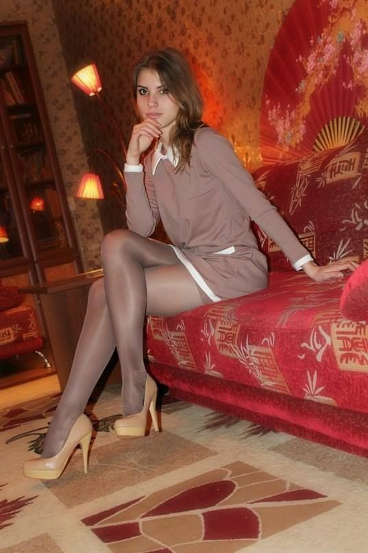 And Their Pantyhose And That 79