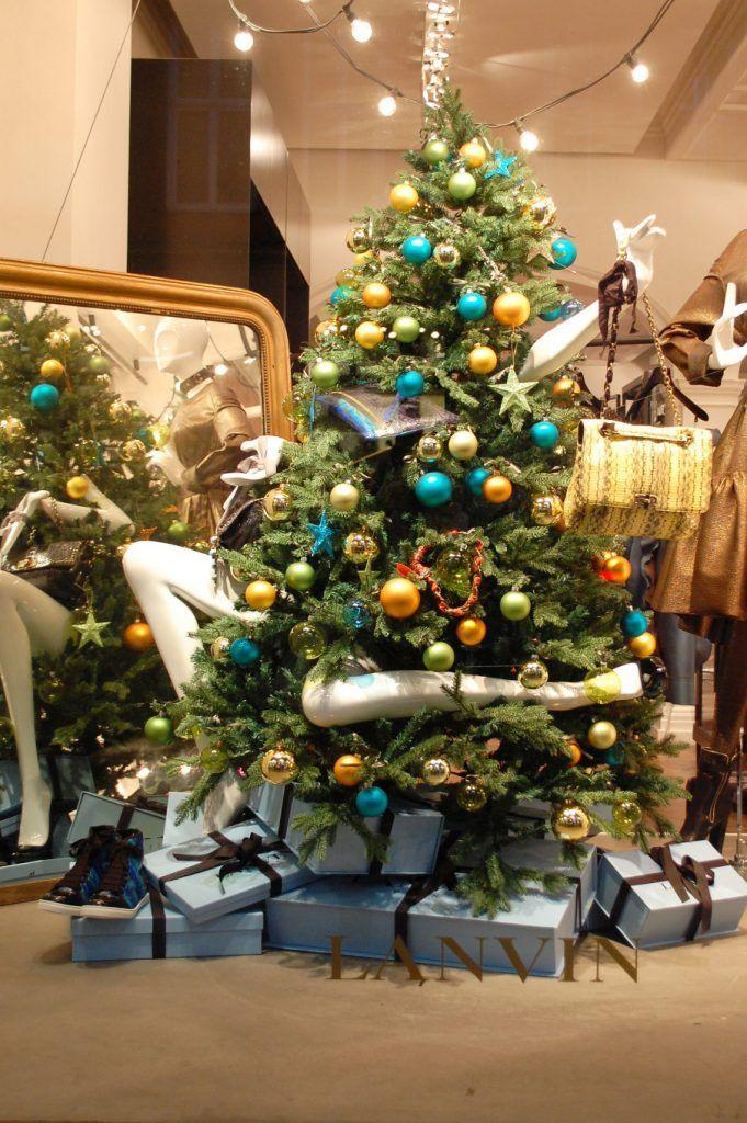 27 Unique Christmas Decoration Ideas For Stores Unique Christmas
