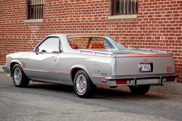 1979 Chevrolet El Camino Royal Knight Chevrolet El Camino