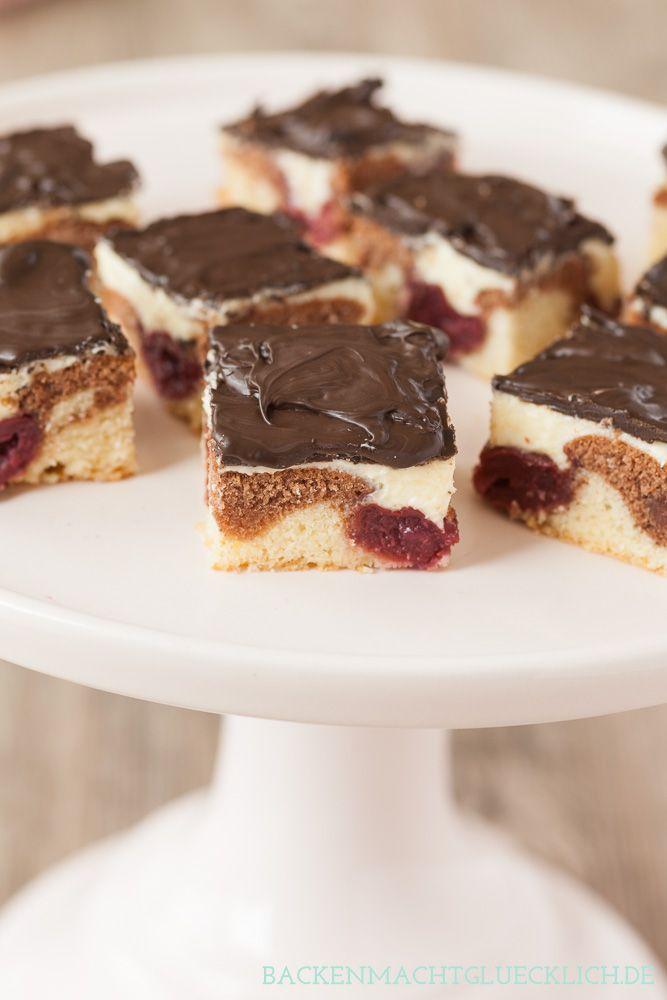 Donauwelle Rezept mit Pudding
