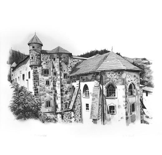 Starý hrad, Banská Štiavnica - SLOVAKIA