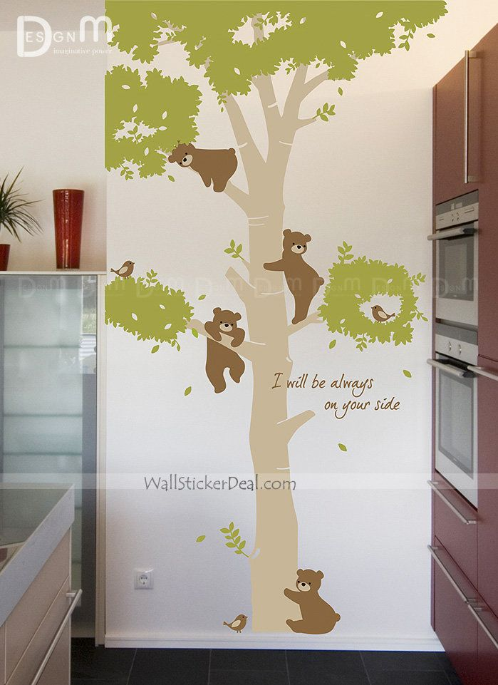 #wallstickerdeal.com      #Wall Sticker             #Trees #Tebby #Bear #Friend #Wall #Sticker #WallStickerDeal.com               Trees And Tebby Bear Friend Kid Wall Sticker � WallStickerDeal.com                                      http://www.seapai.com/product.aspx?PID=557402