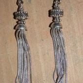 Silver Dangle Earrings