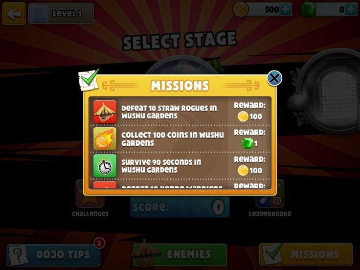 Missions Dragon Finga