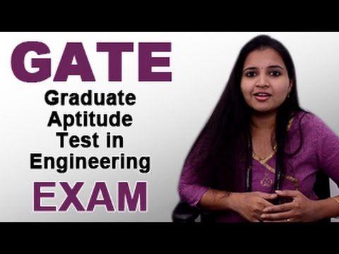 GATE Recruitment Notification – GATE online, jobs, exams,score, dates, results