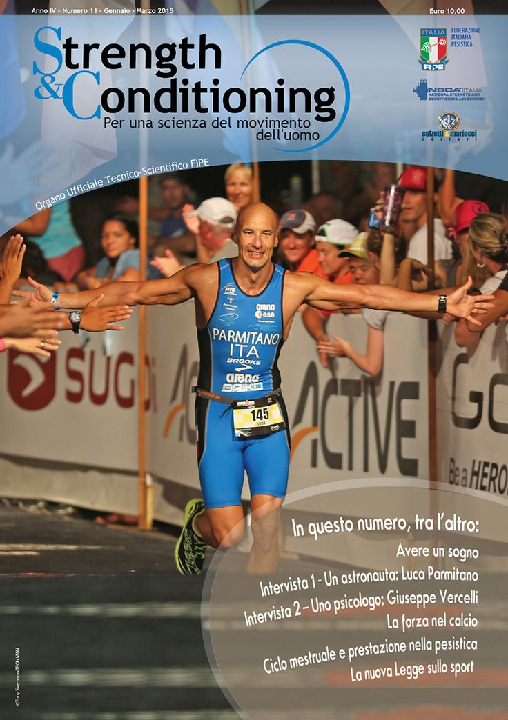 Strength & Conditioning n° 11 http://www.calzetti-mariucci.it/shop/prodotti/rivista-strength-conditioning-n-11