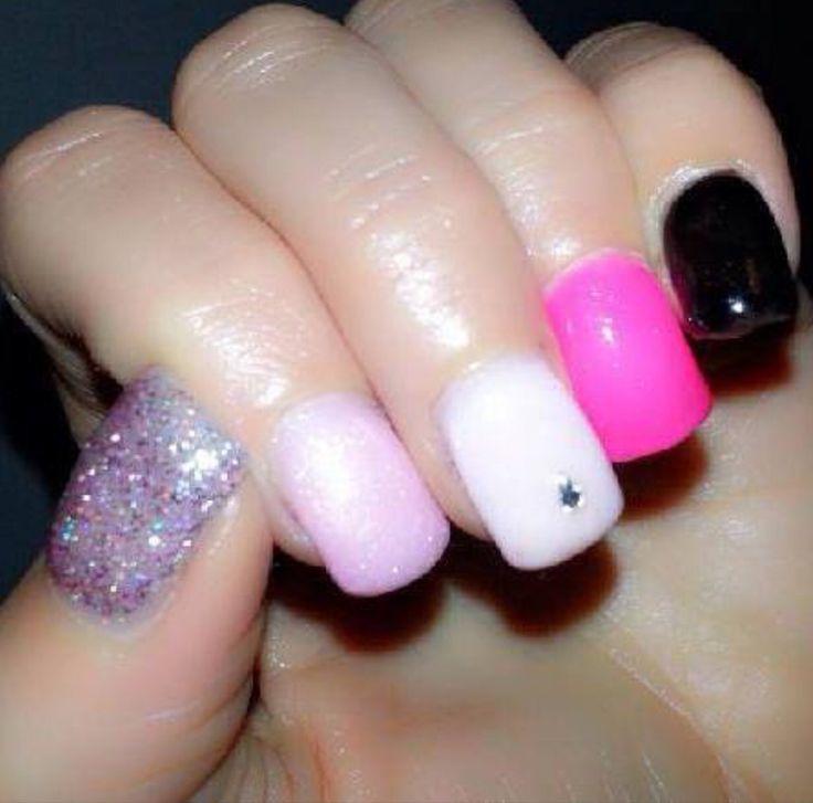Pretty pink shades