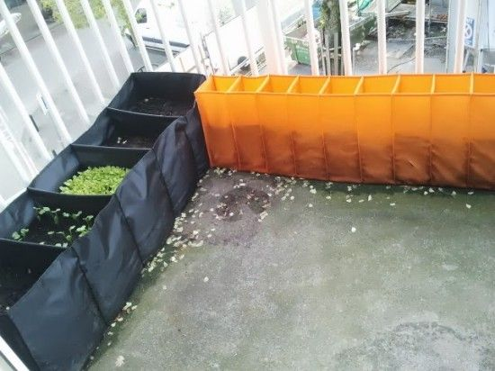 Gosh there are some clever people out there..... Little Skubb garden - IKEA Hackers