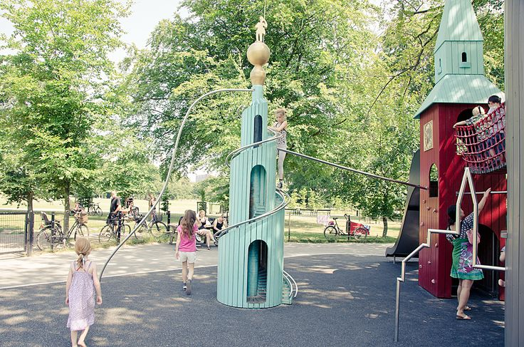 Tårnlegepladsen