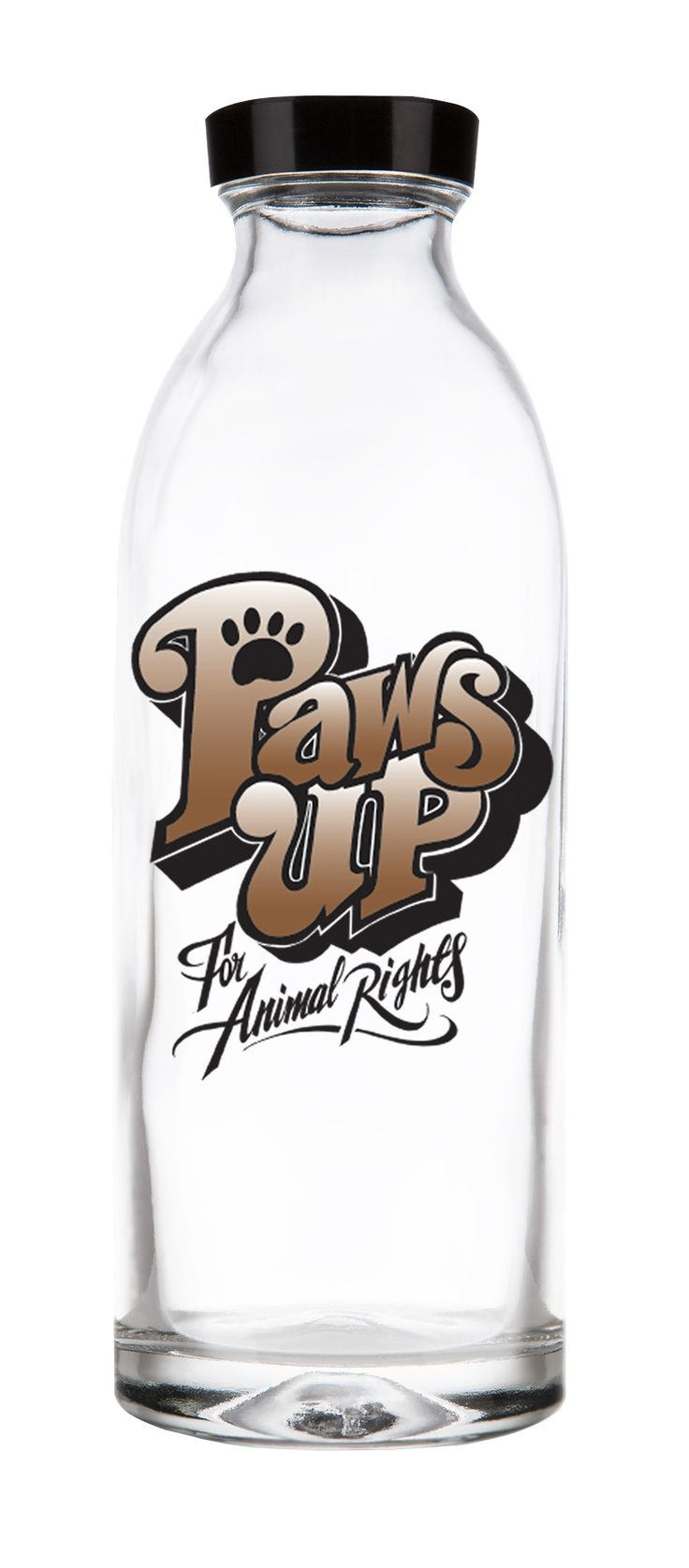 Our support for animal rights has been a hallmark of our mission from day one.  We stand for the rights of all animals, small, large, any size, shape or type.  So whether you're a vegan, vegetarian or someone who just likes to enjoy the companionship of your favorite pet, let's all raise our Paws UP!
