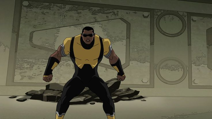 Luke Cage Ultimate Spider Man 17 Best ideas about Ul...