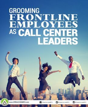 Maintaining a good performance across #CustomerService channels isn't the only task of #CallCenter managers. They must also train their team members for #leadership roles.