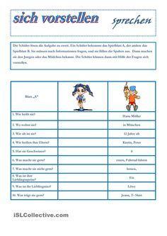 Sich kennenlernen auf englisch