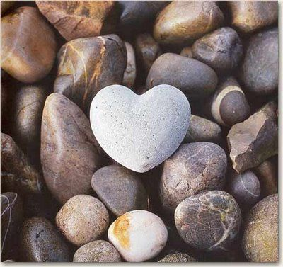 My love is as solid as a rock.