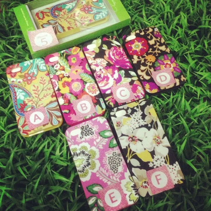 Vera Bradley for iphone 5, IDR130.000