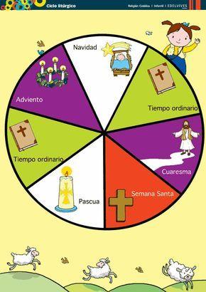 Calendario Cattolico.Resultado De Imagen Para Calendario Liturgico Scuola
