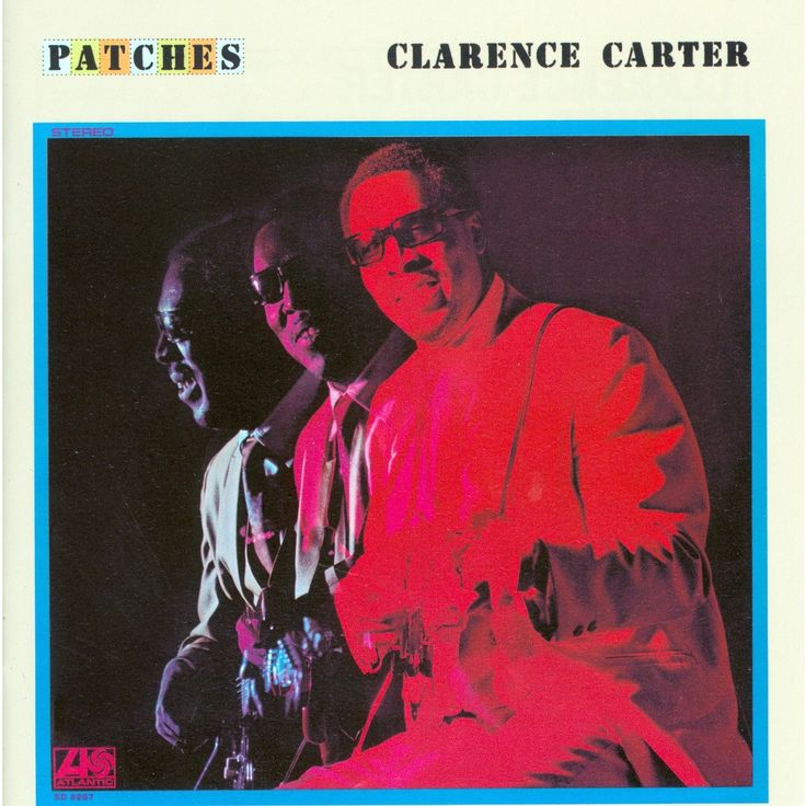Clarence Carter - Patches (CD)