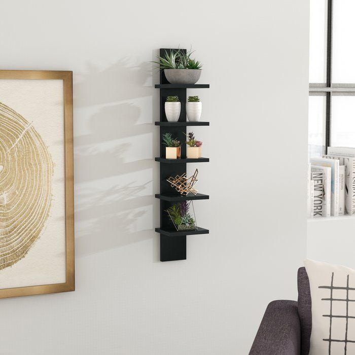 Biggins Utility Column Spine Wall Shelf Wall Shelves Shelves