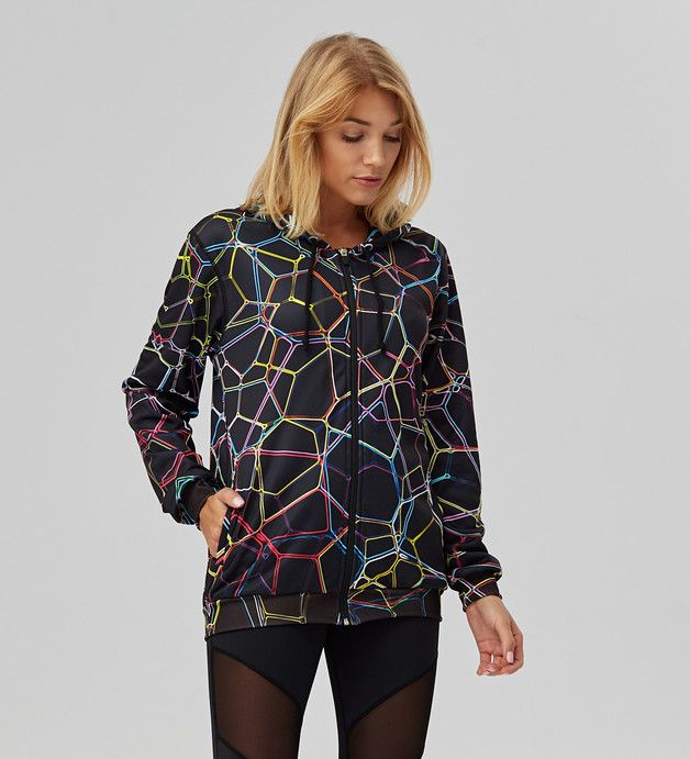 Tracksuit Tops – Big Structure Hoodie – a unique product by Carpatree on DaWanda