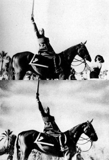 I primordi di photoshop: da Stalin a Mussolini, la storia del fotoritocco  http://www.repubblica.it/spettacoli-e-cultura/2012/02/29/foto/i_primordi_del_photoshop