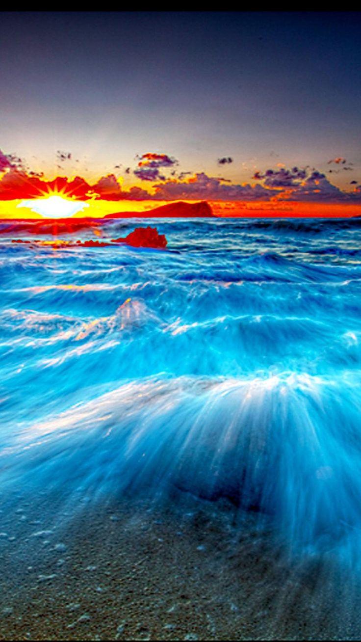 Stunning Ocean Pictures iPhone 6 Plus Wallpaper 30340