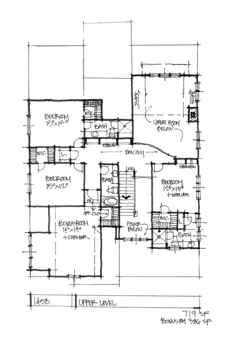 4594 best house layout ideas images on pinterest house layouts home plan 1458 now in progress floor plan of housefloor
