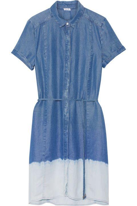 48 trendy summer dresses: Splendid jean dress