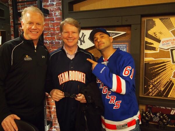 Boomer & Carton: NFL Draft Talk With The Great Phil Simms - CBS New York