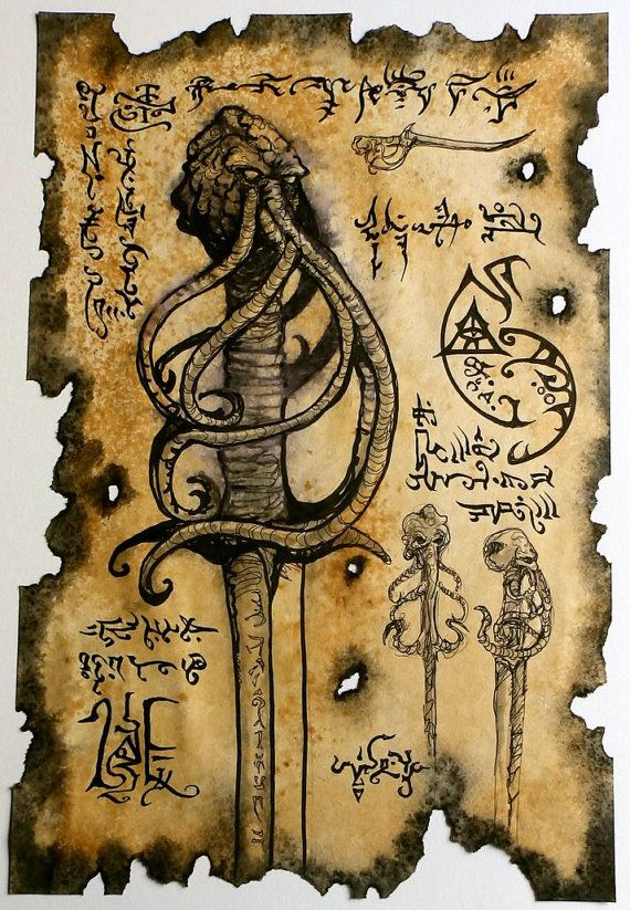 SWORD OF CTHULHU