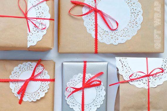 tortenspitze-kreativ-verzieren-Geschenke verpacken mit Tortenspitze