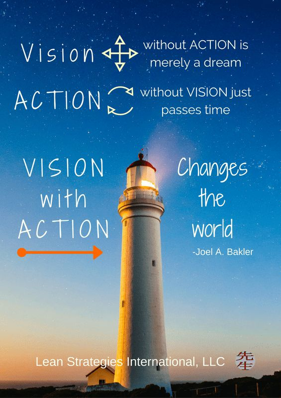 What is your vision?     #inspiration #vision #hoshinkanri #dream #action