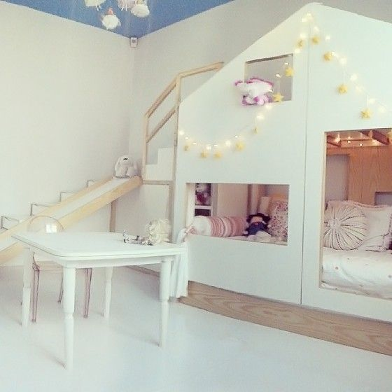 mommo design: HOUSE BEDS