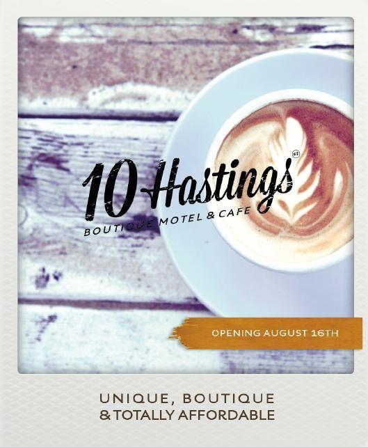 Café on Hastings Street