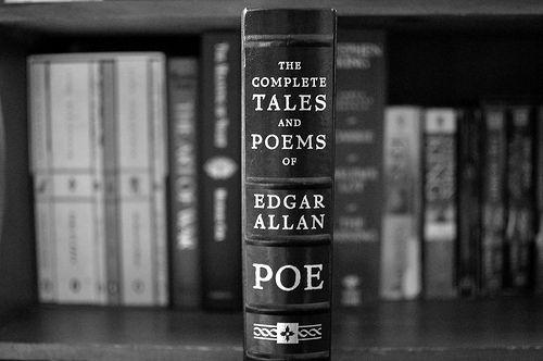 Love Edgar Alan Poe!