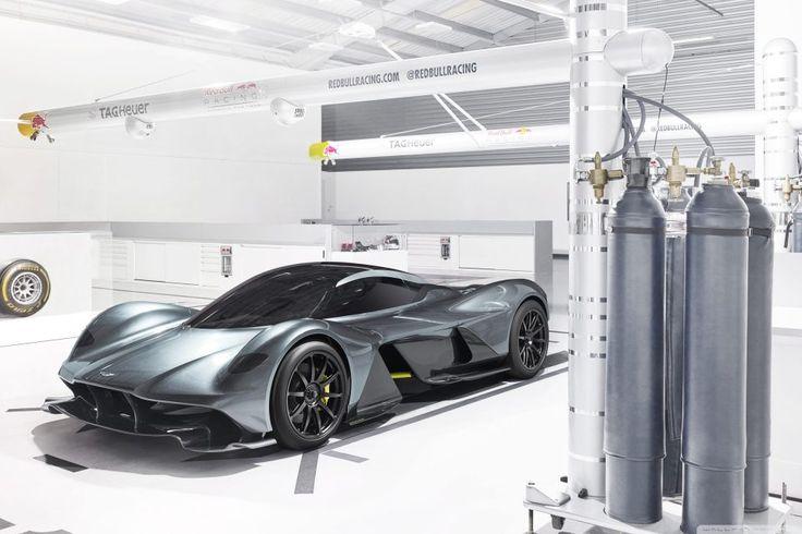 2018 Aston Martin Red Bull AM-RB