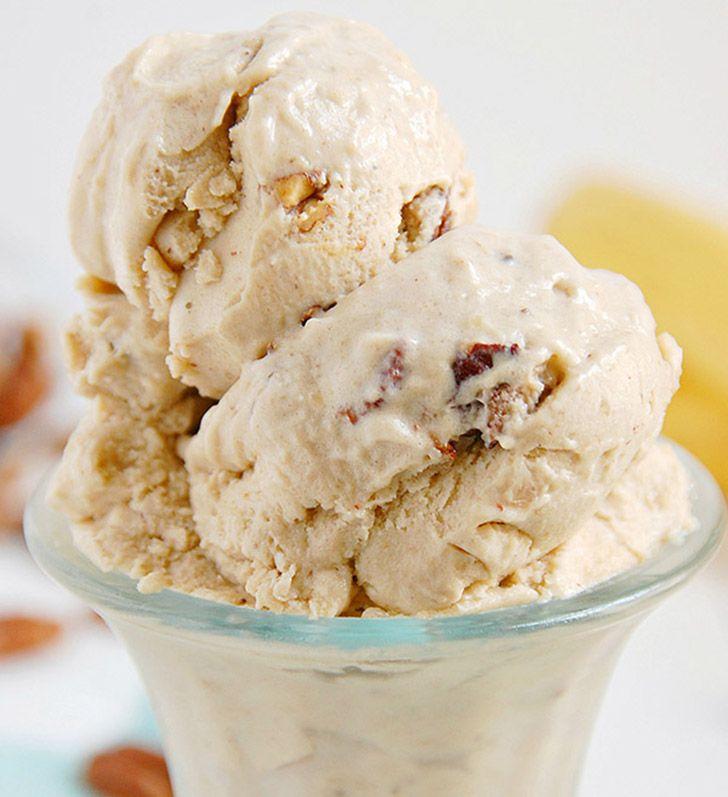 Paleo παγωτό βανίλια - Dairy Free