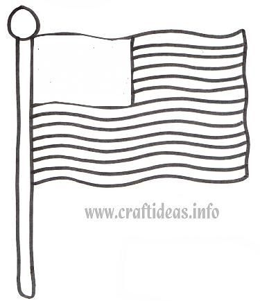 I use this American Flag template for pringles tube and marble painting for 4th of July. Have the kids dip marbles in any color paint (glitter paint is cute..but use its own separate glitter paint designated pringles can) and you have an easy craft for pre-preschool ages!