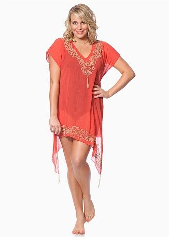 #TS Nirvana Cover Up #plussize #curvy