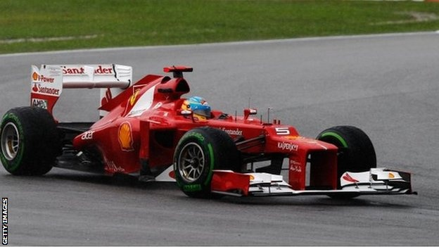 Fernando Alonso wins a thrilling Malaysian Grand Prix