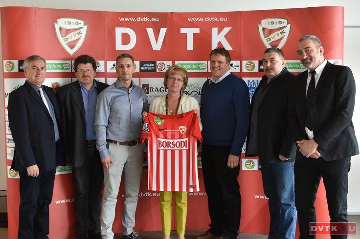 Partneri megállapodást kötött a DVTK öt oktatási intézménnyel