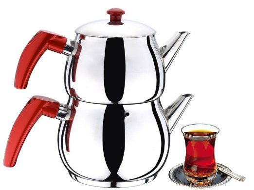 Best 8 Turkish Tea Pot images on Pinterest