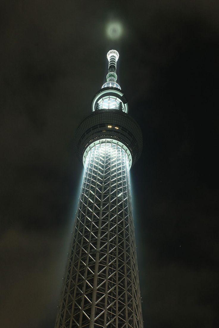 【東京スカイツリー】追悼ライトアップ2日目。の画像 | 東京スカイツリーが好き。