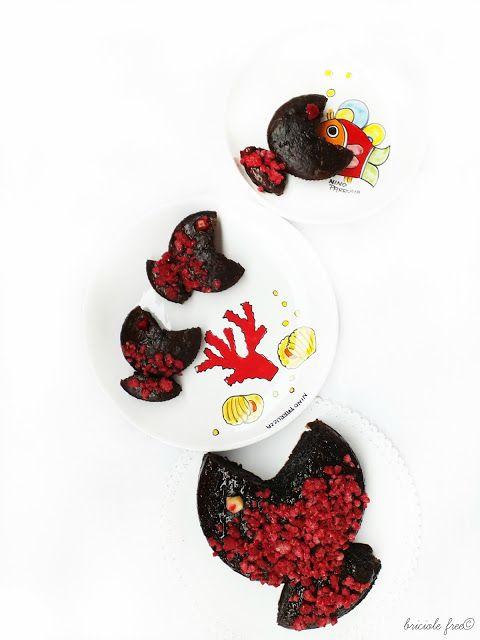 """""""In fondo al Mar... """"  «anche una torta al cioccolato può cambiare aspetto, trasformandosi per magia in dei dolcissimi pesciolini, ideali per una merenda in riva al mare!» #FOOD   #foodblogger   #glutenfree   #glutenfreerecipes   #singluten   #tarta   #FoodAndDrink #Dessert #Recipe #Cake #ChocolateLovers #Baking #Food #GlutenFree #Recipes #CakeRecipes #ChocolateCake #DessertRecipes #Cookies #RecipeoftheDay #Delicious #Breakfast #summer #raspberries #kids  @dishesonly @nutrifree"""