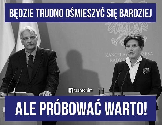 Beata Szydło Człowiekiem Roku 2017